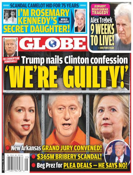 Globe January 19, 2018 00:00