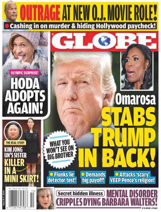 Globe Mar 5 2018