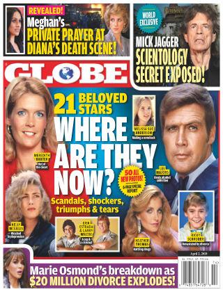 Globe Apr 2 2018
