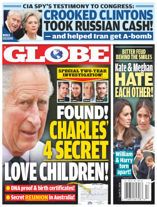 Globe Apr 23 2018