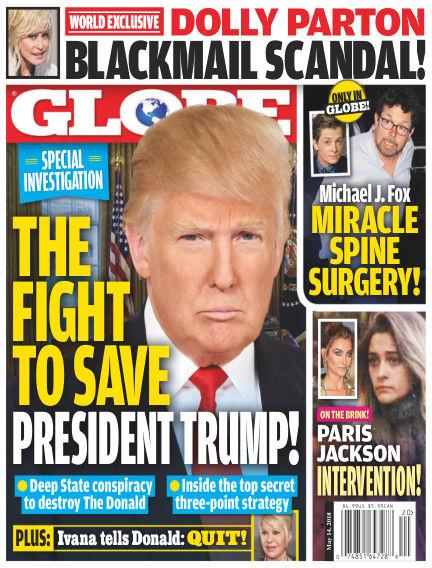 Globe May 04, 2018 00:00