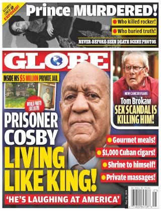 Globe May 21 2018
