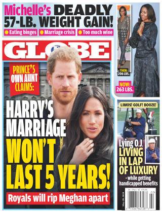 Globe May 28 2018