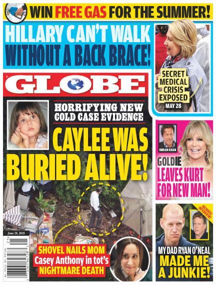 Globe June 08, 2018 00:00