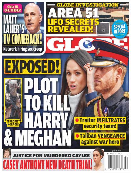 Globe June 22, 2018 00:00
