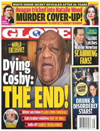 Globe Jul 12 2018