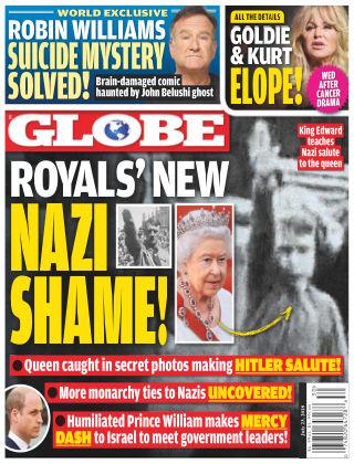 Globe Jul 23 2018