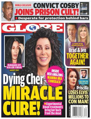 Globe Aug 20 2018