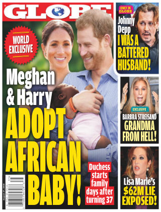 Globe Aug 27 2018