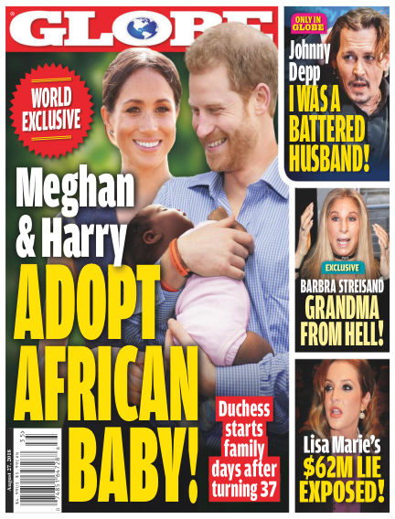 Globe August 17, 2018 00:00