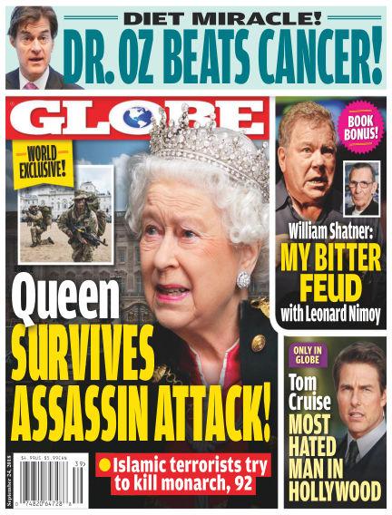 Globe September 14, 2018 00:00
