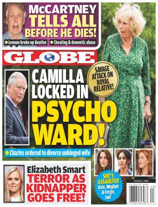 Globe Oct 1 2018