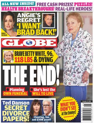 Globe Oct 8 2018