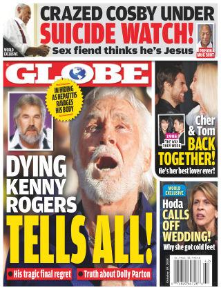 Globe Oct 15 2018
