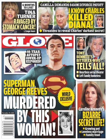 Globe November 09, 2018 00:00