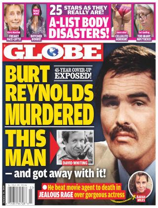 Globe Jan 21 2019