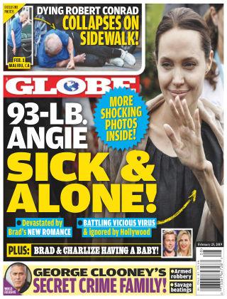 Globe Feb 25 2019