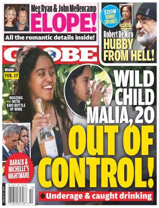 Globe Mar 11 2019