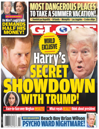 Globe Jul 1 2019