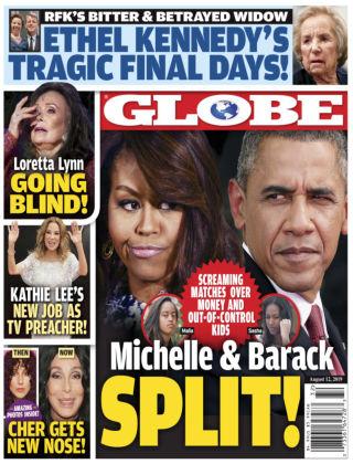 Globe Aug 12 2019