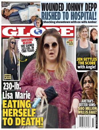 Globe Aug 19 2019