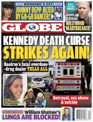 Globe Aug 26 2019