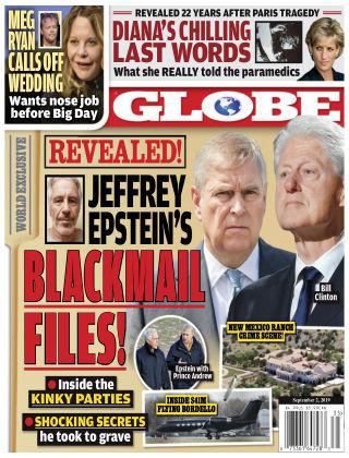 Globe Sep 2 2019