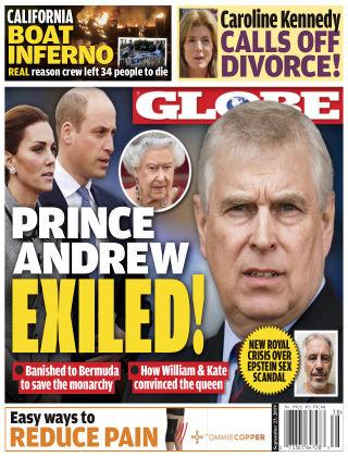 Globe Sep 23 2019