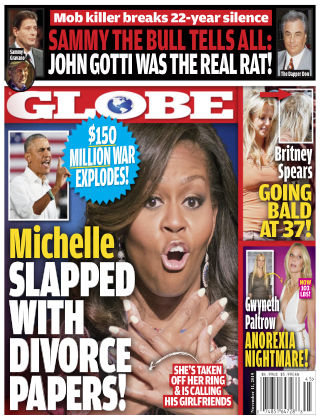Globe Nov 11 2019