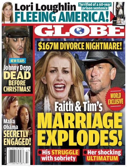 Globe November 15, 2019 00:00
