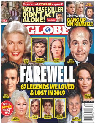 Globe Dec 30 2019