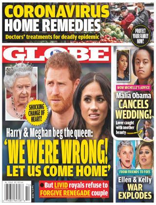 Globe Apr 6 2020