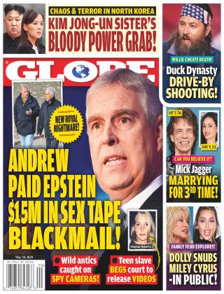 Globe May 18 2020
