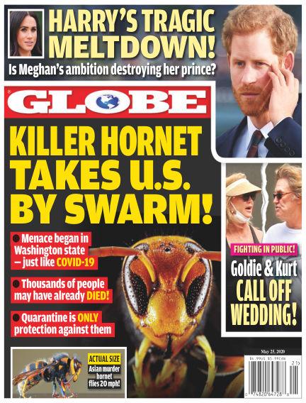Globe May 15, 2020 00:00