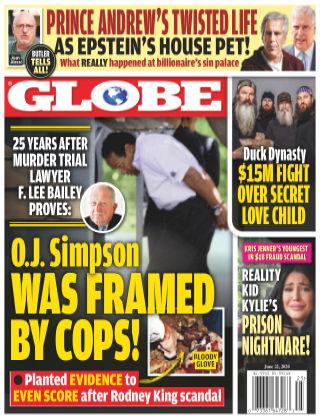 Globe June 22 2020