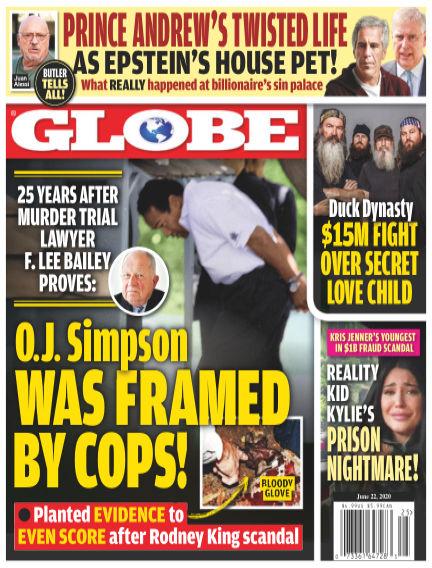 Globe June 12, 2020 00:00