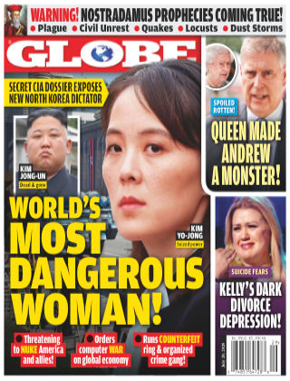 Globe July 20 2020