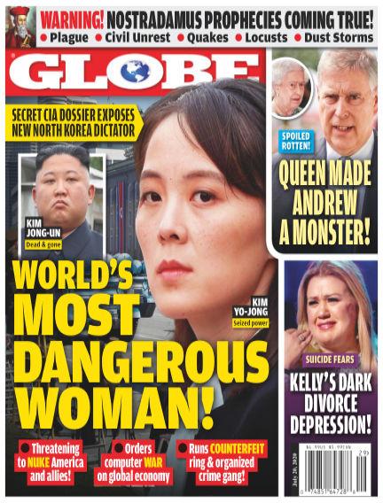 Globe July 10, 2020 00:00