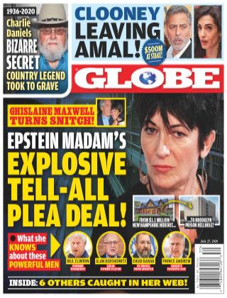 Globe July 27 2020
