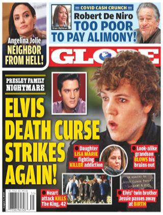 Globe August 03 2020