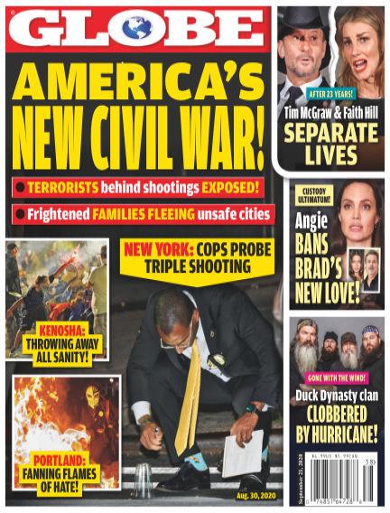 Globe September 11, 2020 00:00