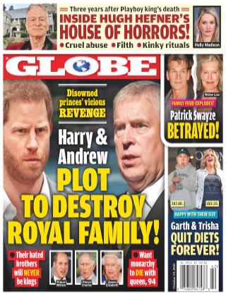 Globe October 19th 2020