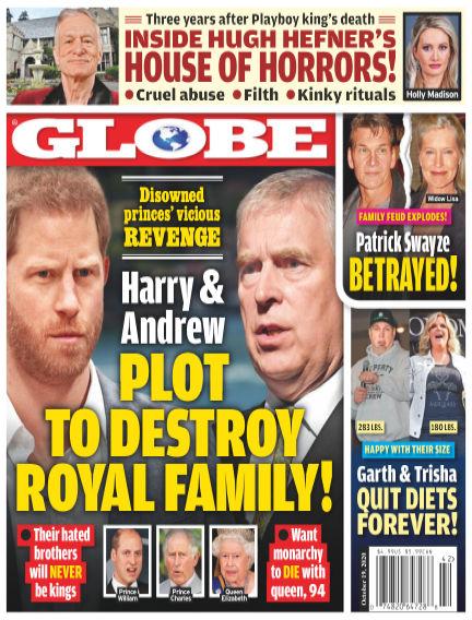 Globe October 09, 2020 00:00
