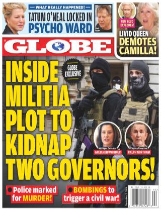 Globe November 2, 2020