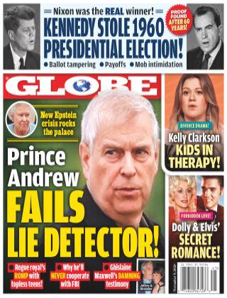 Globe November 9, 2020
