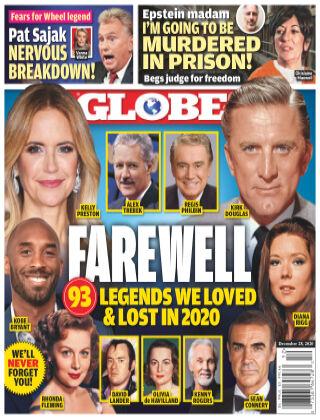 Globe December 28, 2020