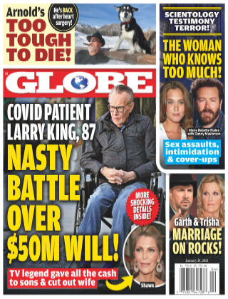 Globe January 25 2021