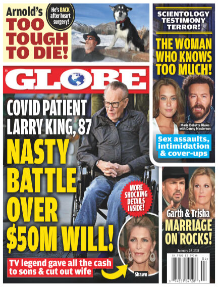 Globe January 15, 2021 05:00