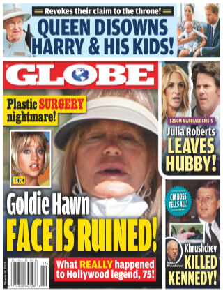Globe 15th March 2021