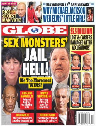 Globe 26th April 2021